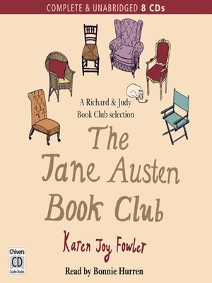 cover image of The Jane Austen Book Club