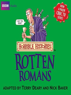 cover image of The Rotten Romans