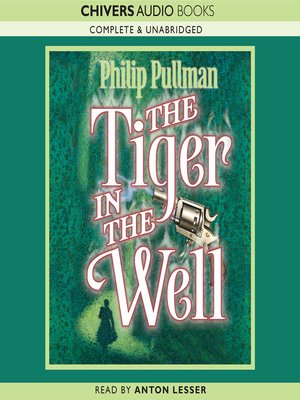 cover image of The Tiger in the Well