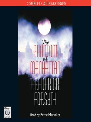 cover image of The Phantom of Manhattan