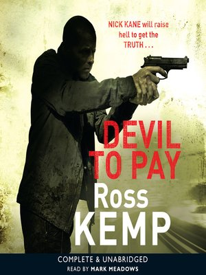 cover image of Devil to Pay