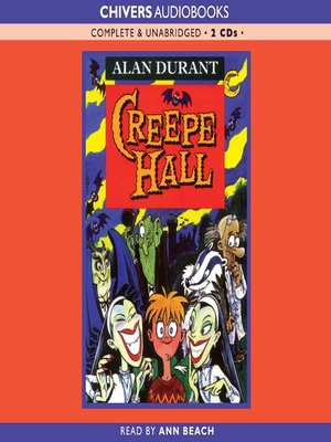 cover image of Creepe Hall