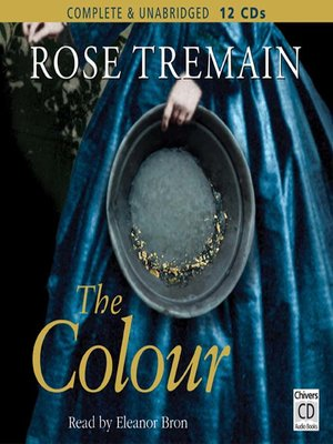 cover image of The Colour