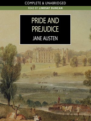 cover image of Pride And Prejudice