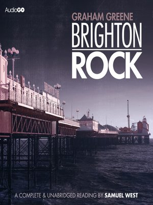 cover image of Brighton Rock
