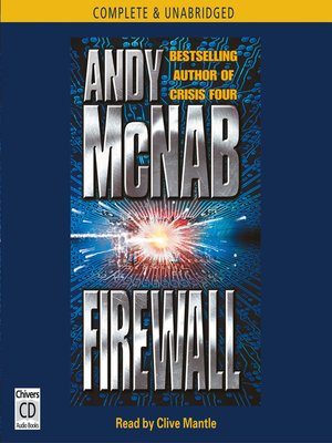 cover image of Firewall