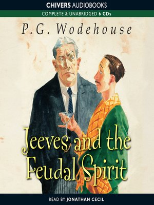 cover image of Jeeves and the Feudal Spirit
