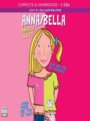 cover image of Anna / Bella