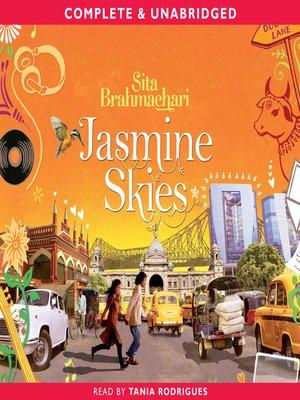 cover image of Jasmine Skies