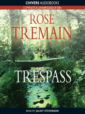 cover image of Trespass