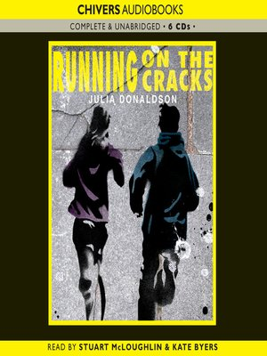 cover image of Running On the Cracks