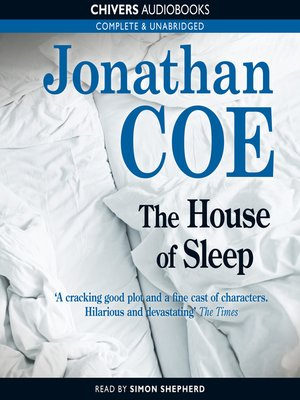 cover image of The House of Sleep