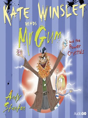 cover image of Mr Gum and the Power Crystals