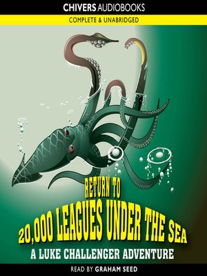 cover image of Return to 20,000 Leagues Under the Sea