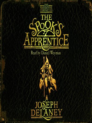 cover image of The Spook's Apprentice