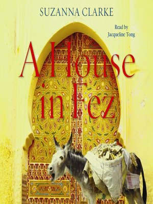 cover image of A House in Fez
