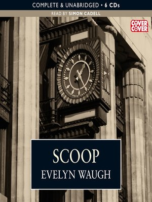 cover image of Scoop