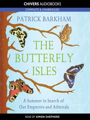 cover image of The Butterfly Isles