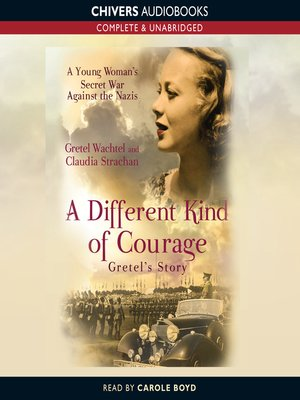 cover image of A Different Kind of Courage