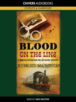 cover image of Blood on the Line