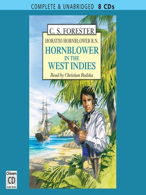 cover image of Hornblower in the West Indies