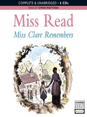 cover image of Miss Clare Remembers