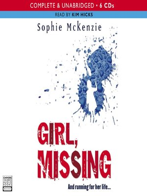 cover image of Girl, Missing