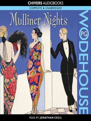 cover image of Mulliner Nights
