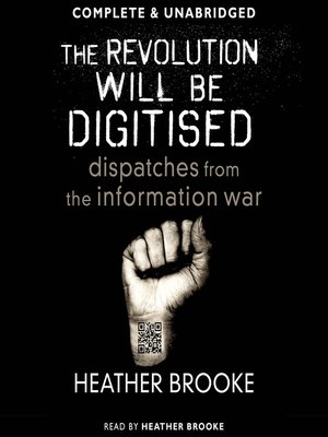 cover image of The Revolution Will Be Digitised