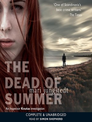 cover image of The Dead of Summer