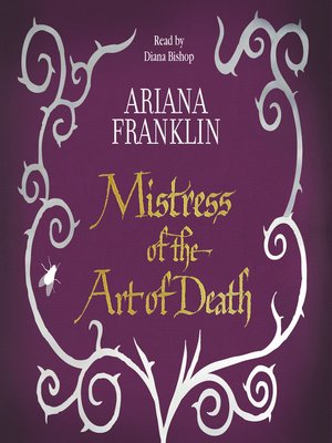 cover image of The Mistress of the Art of Death