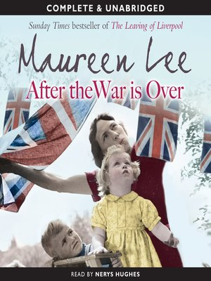cover image of After the War is Over