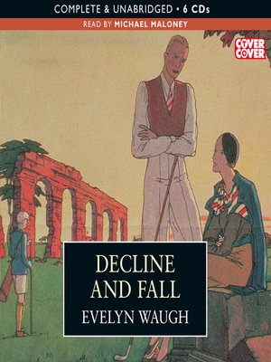cover image of Decline and Fall