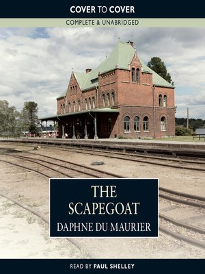 cover image of The Scapegoat