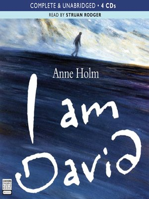 cover image of I Am David