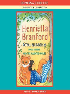 cover image of Royal Blunder & Royal Blunder and the Haunted House