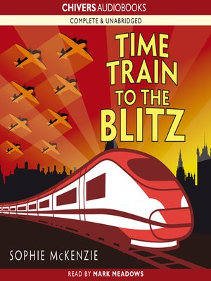 cover image of Time Train to the Blitz