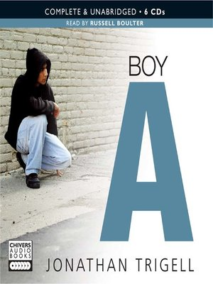 cover image of Boy A