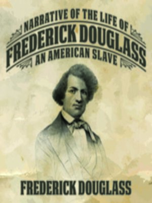 cover image of Narrative of the Life Frederick Douglass