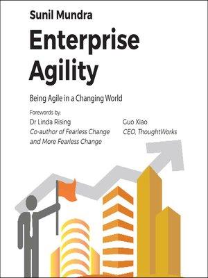 cover image of Enterprise Agility