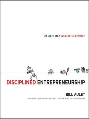 cover image of Disciplined Entrepreneurship