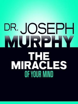 cover image of The Miracles Your Mind