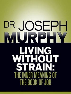 cover image of Living Without Strain
