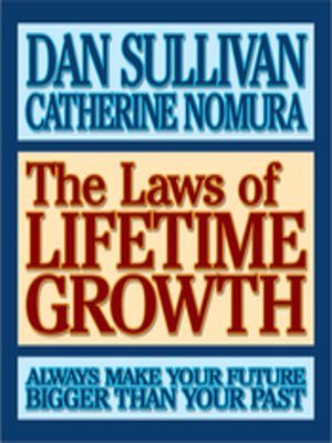 cover image of The Laws of Lifetime Growth