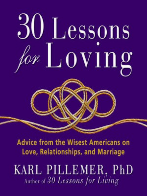 cover image of 30 Lessons for Loving