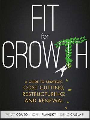 cover image of Fit for Growth