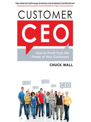 cover image of Customer CEO