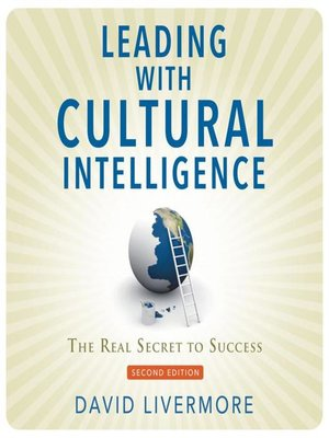 cover image of Leading with Cultural Intelligence, Second Editon