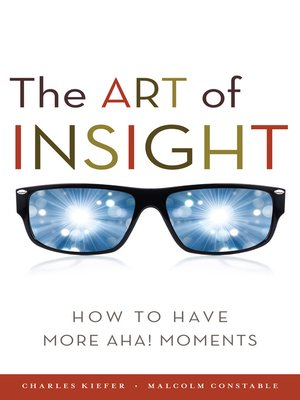 cover image of The Art of Insight