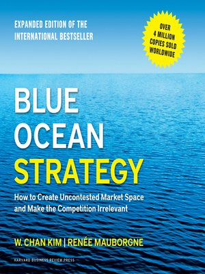 cover image of Blue Ocean Strategy
